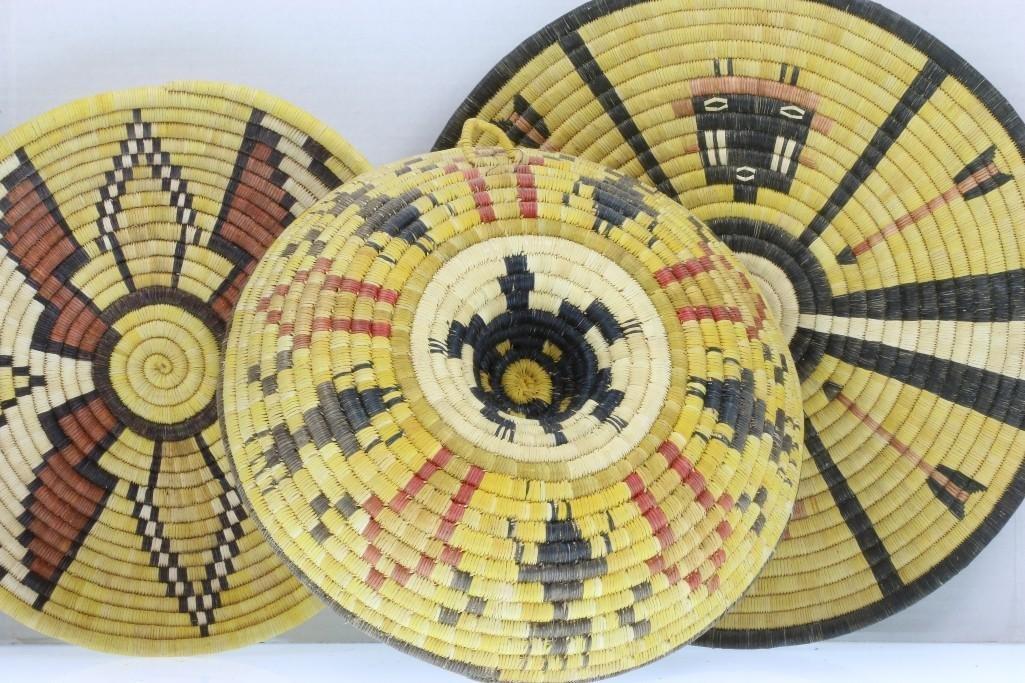 Three Hopi plaques - 2