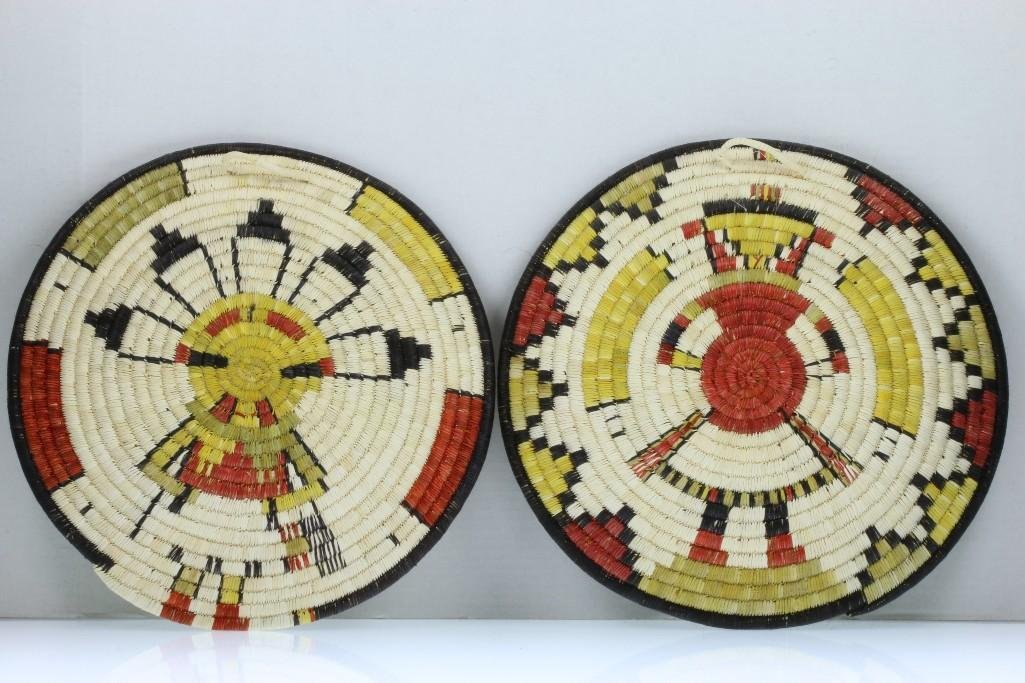 Two Hopi pictorial plaques - 2