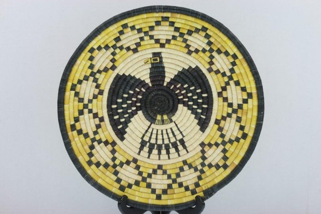 Three Hopi pictorial plaques - 2