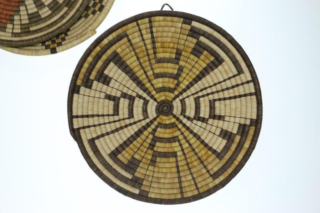 Three Hopi plaques - 3