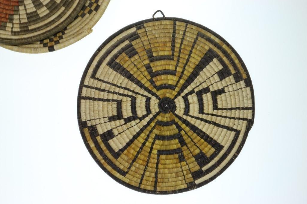 Three Hopi plaques - 4