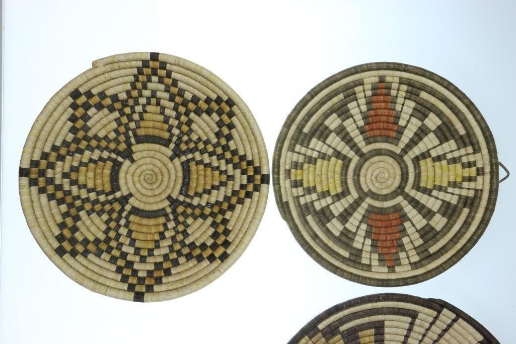 Three Hopi plaques - 5