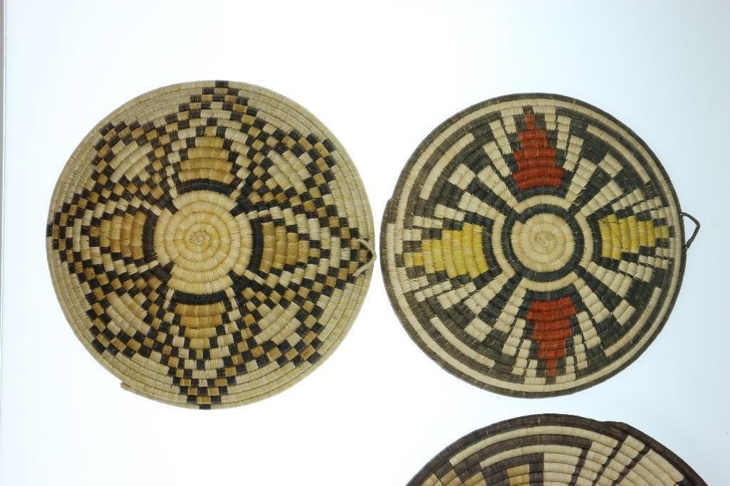 Three Hopi plaques - 6