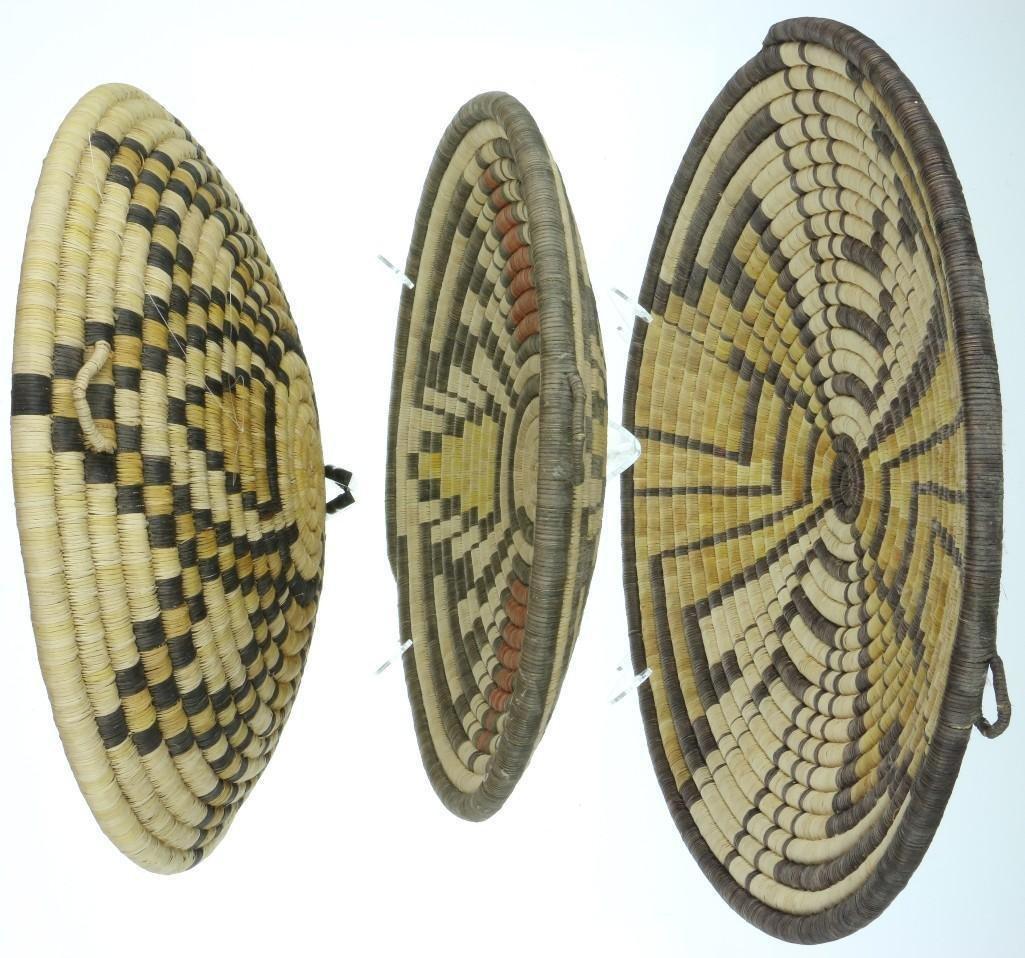 Three Hopi plaques - 7
