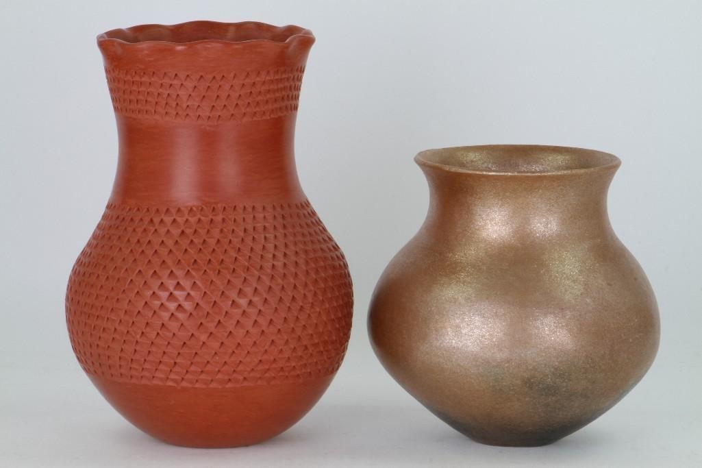 Two Southwest jars