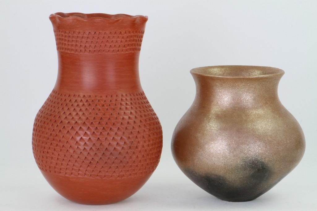 Two Southwest jars - 2