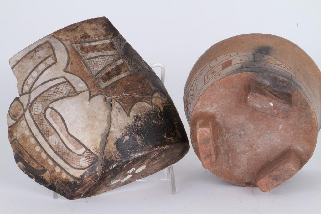 Two Mexican pre-Columbian items - 2