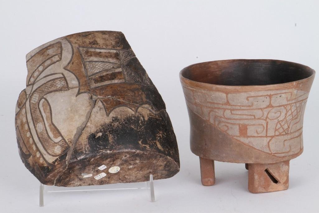 Two Mexican pre-Columbian items - 3
