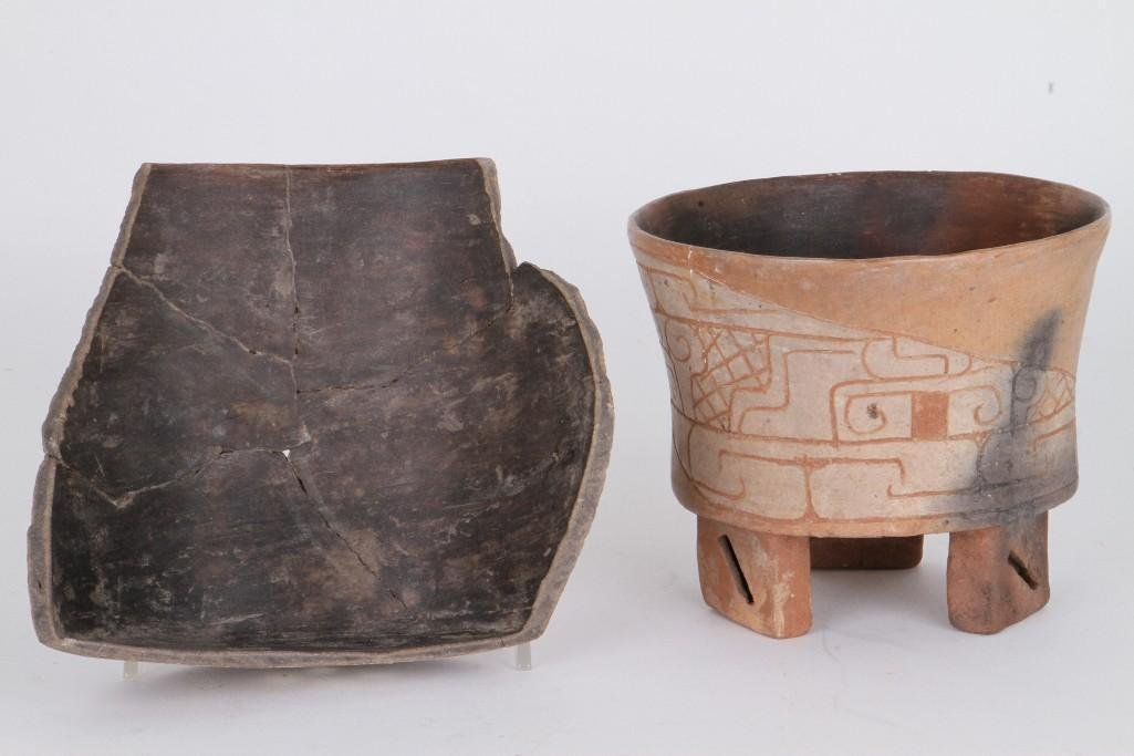 Two Mexican pre-Columbian items - 4