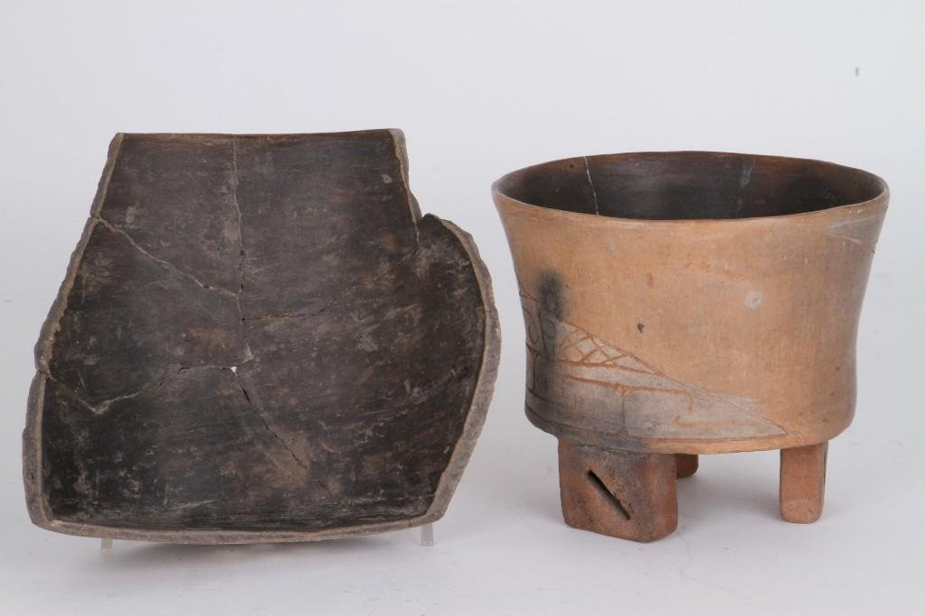 Two Mexican pre-Columbian items - 5