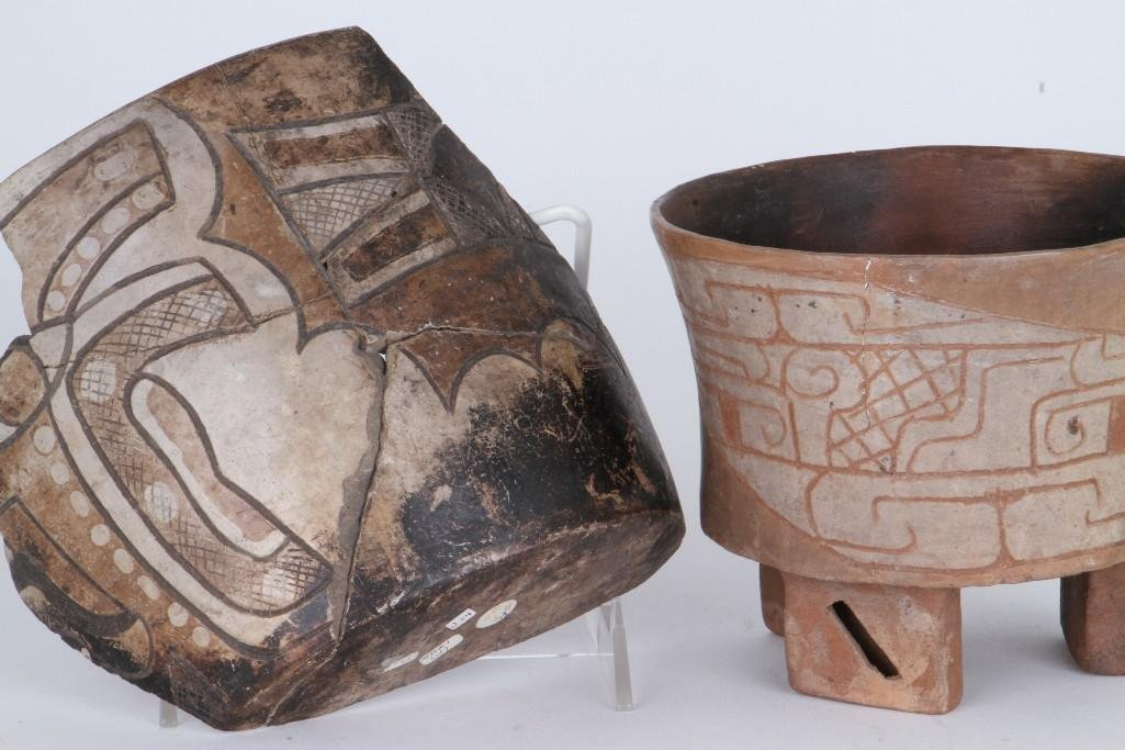Two Mexican pre-Columbian items - 6