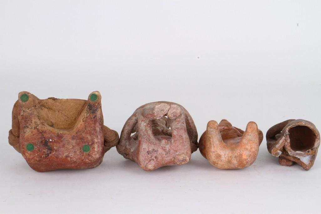 Four West Mexican figures - 7