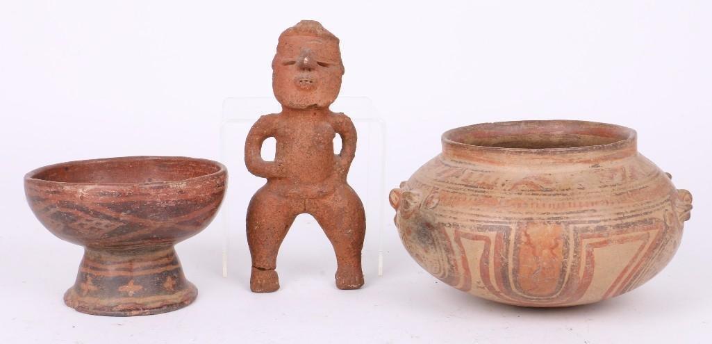 Three Central American/Northern South American pre-Colu