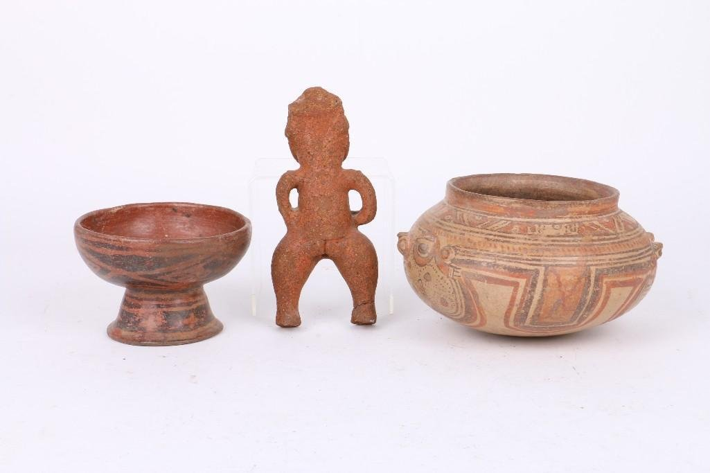 Three Central American/Northern South American pre-Colu - 2