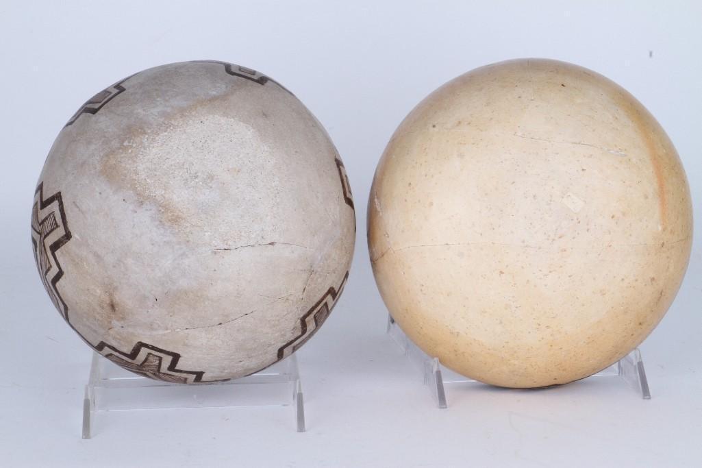 Two ancient Southwest bowls - 6
