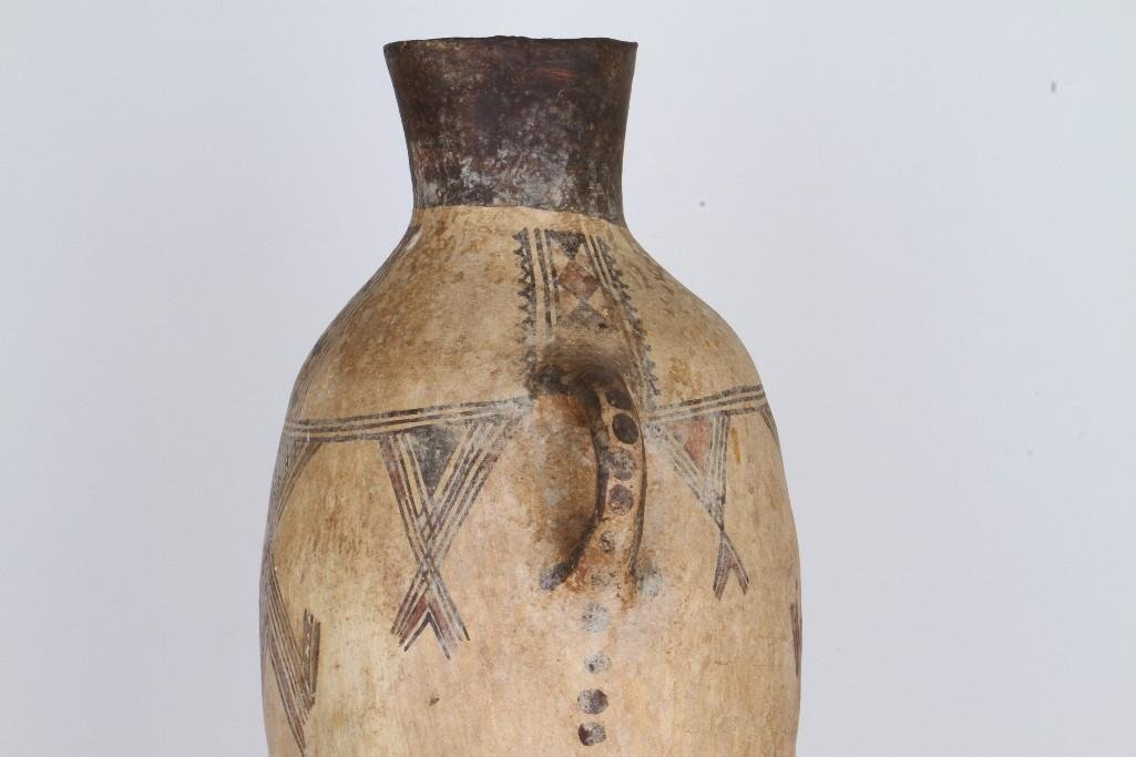 North African Berber ceramic vessel - 6