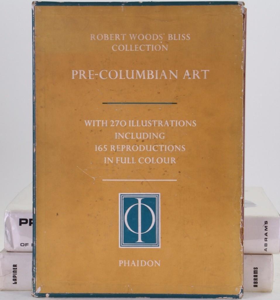 Three classic books on pre-Columbian art