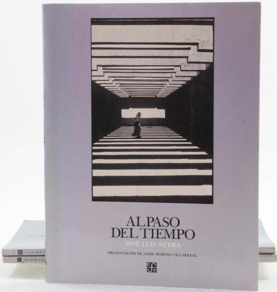 Five Mexican Photography books