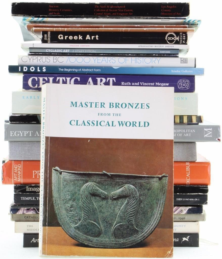 30 Books and Pamphlets on Classical Antiquities