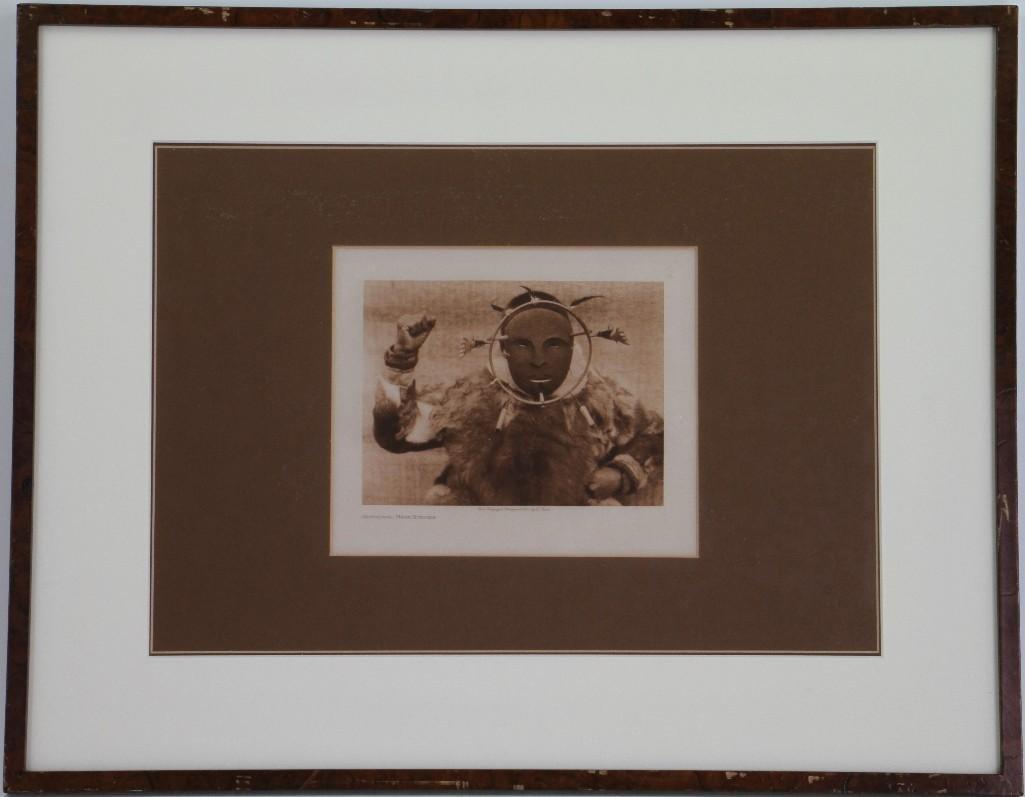 Eskimo photogravure image