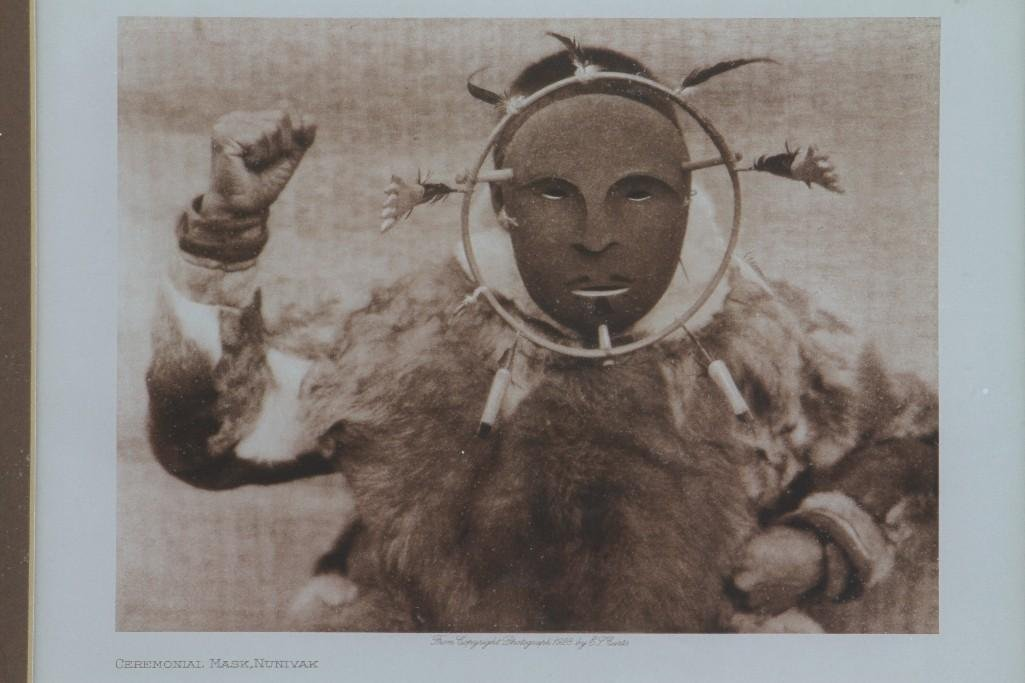 Eskimo photogravure image - 2