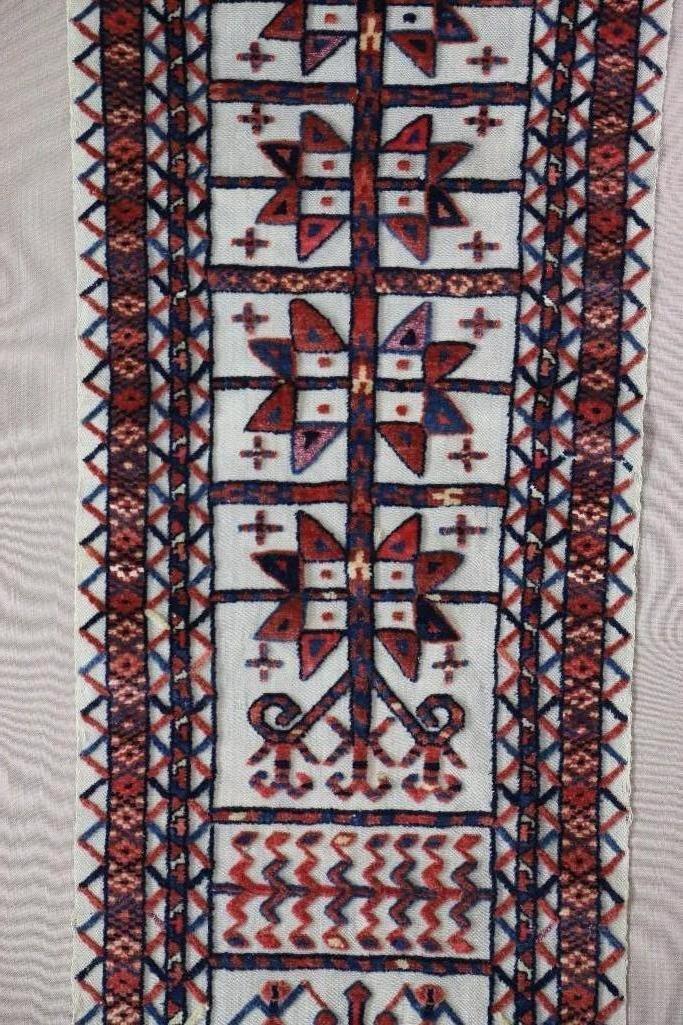 A Turkoman tentband fragment - 5