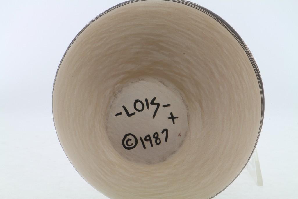 Santa Clara polychrome jar - 4