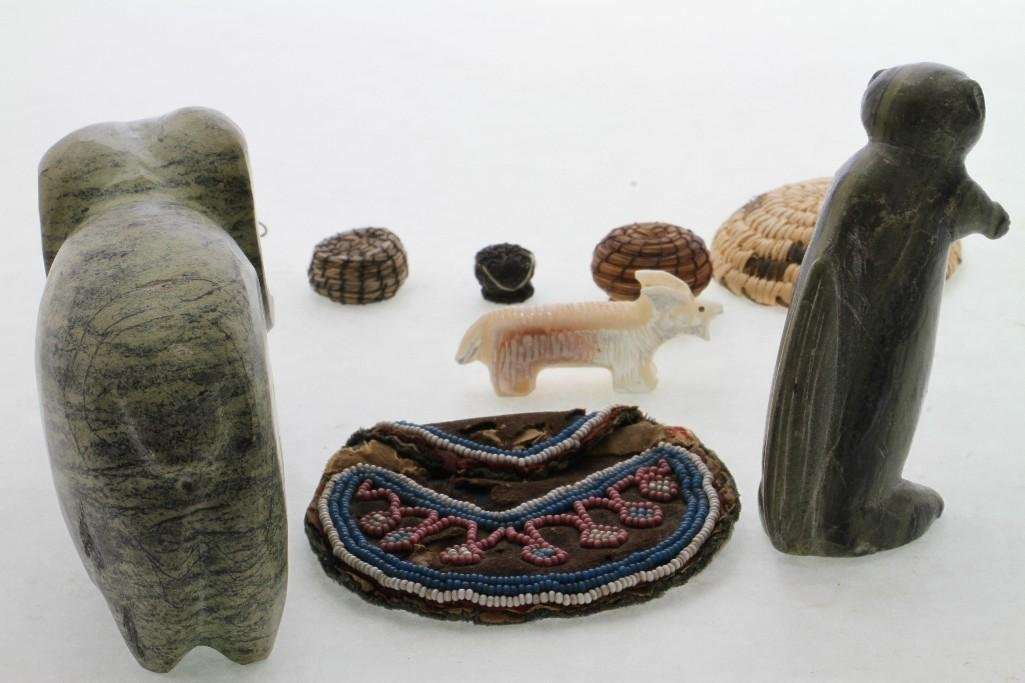 Group of Native American items - 3