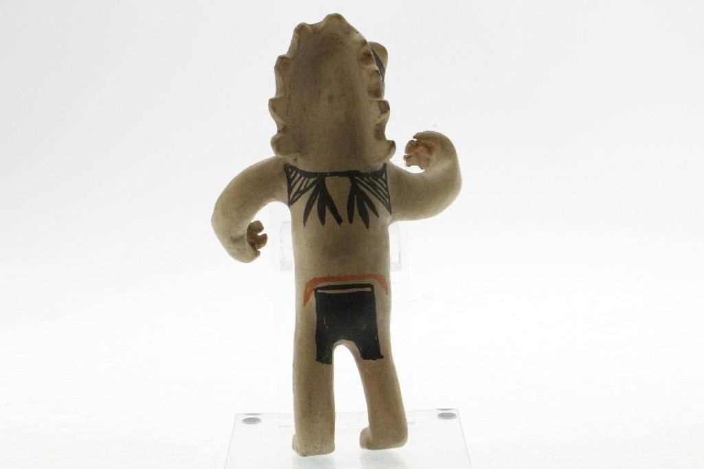 Cochiti human figure - 2