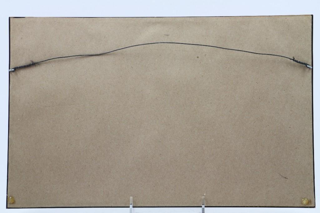Three Edward Borein etchings - 5