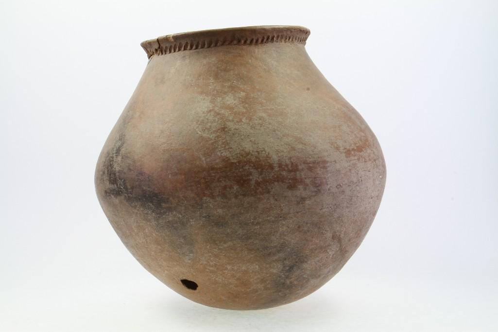 Mojave area prehistoric storage jar - 2