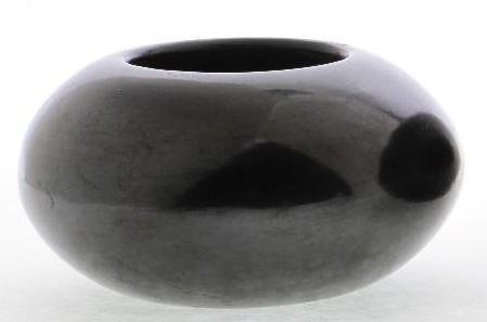 San Ildefonso blackware bowl