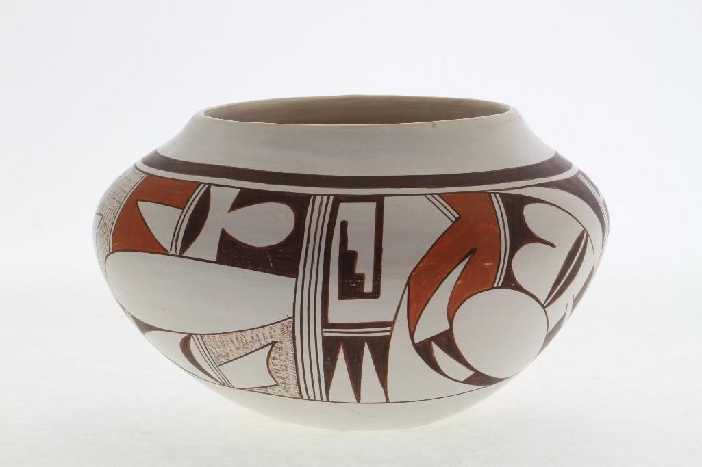 Hopi polychrome jar - 2