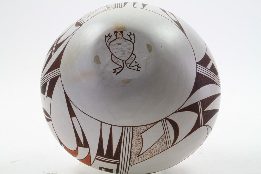Hopi polychrome jar - 5