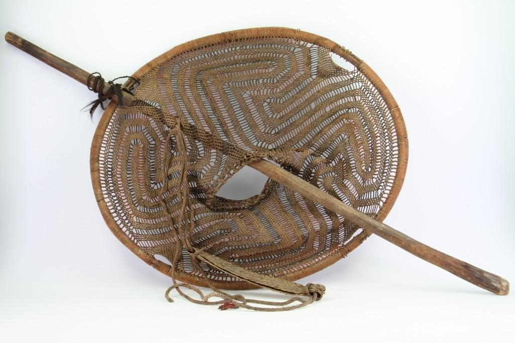 Pima burden basket