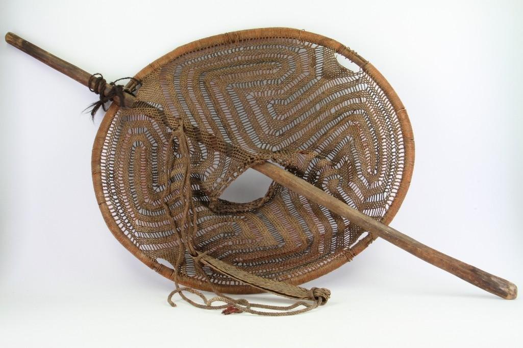 Pima burden basket - 2