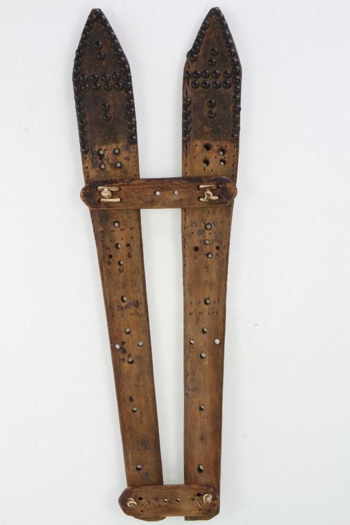 Cheyenne model cradle frame