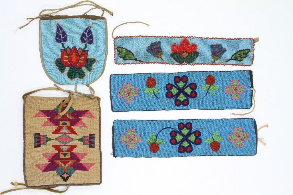 Four Plateau items