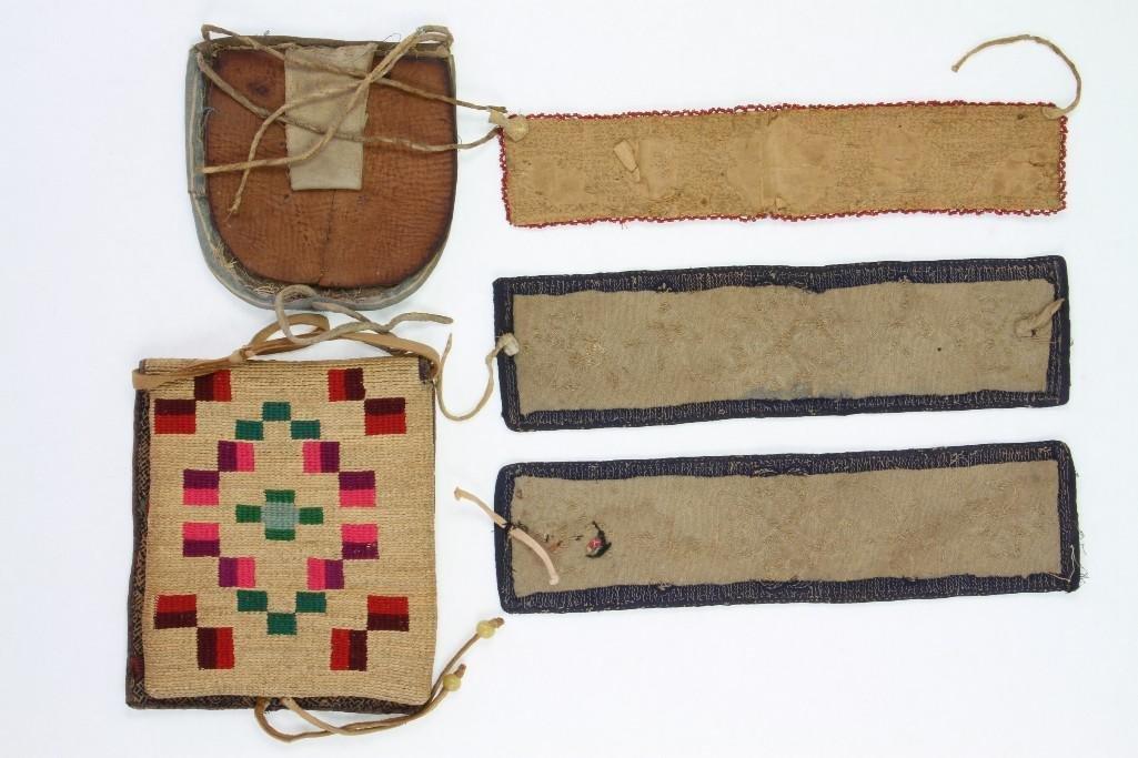 Four Plateau items - 5