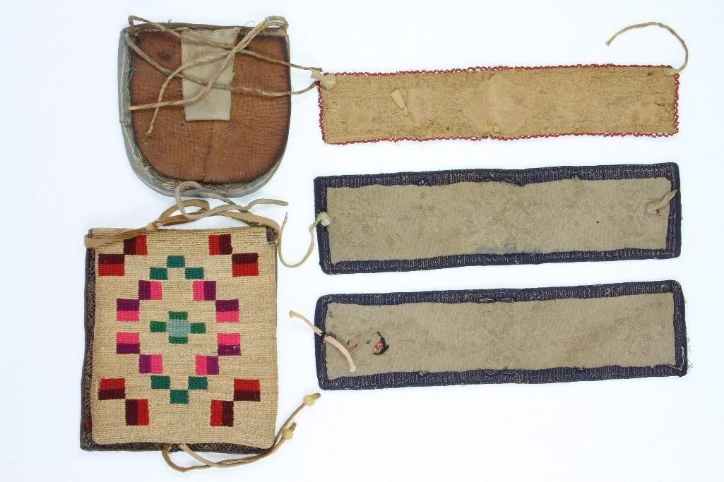 Four Plateau items - 6