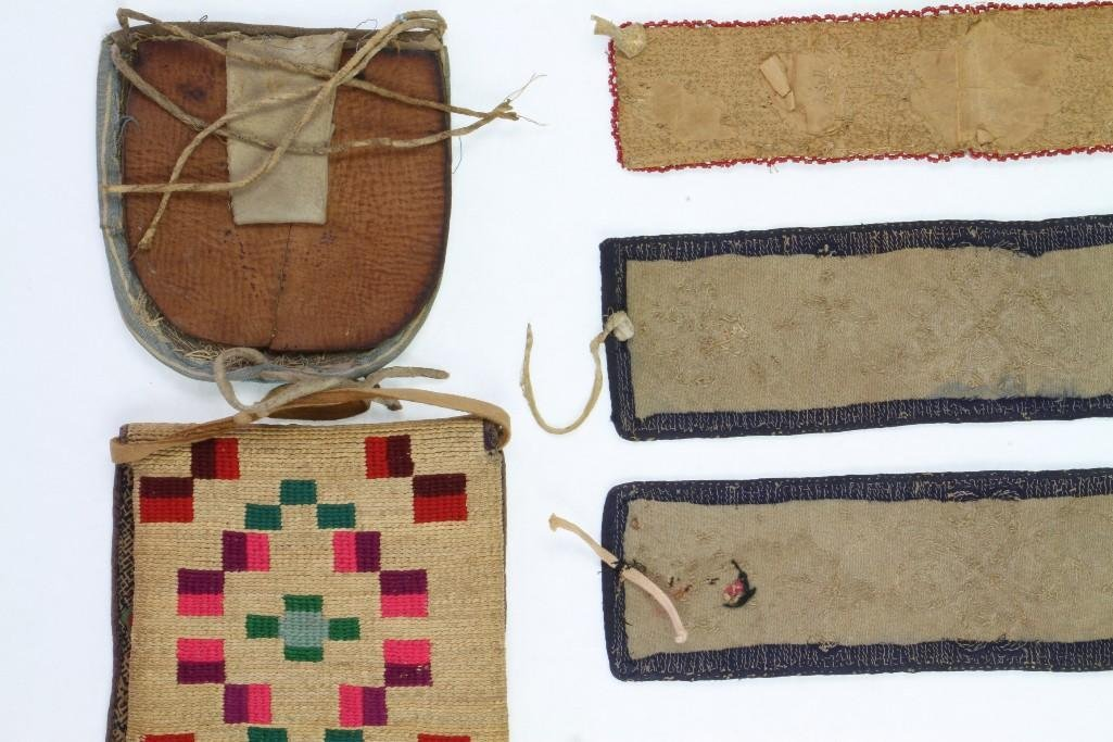 Four Plateau items - 7