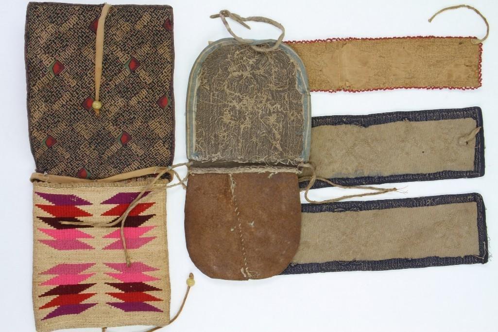 Four Plateau items - 8