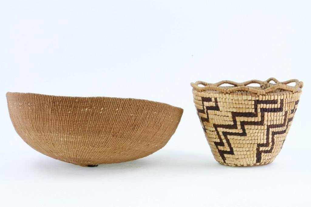 Two Western baskets - 2