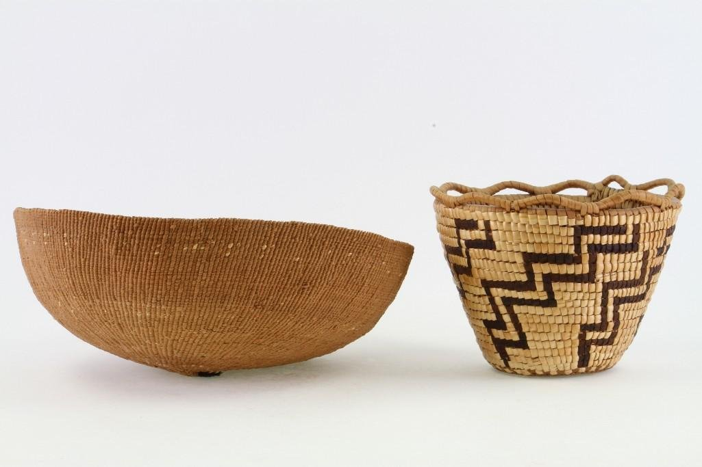 Two Western baskets - 4