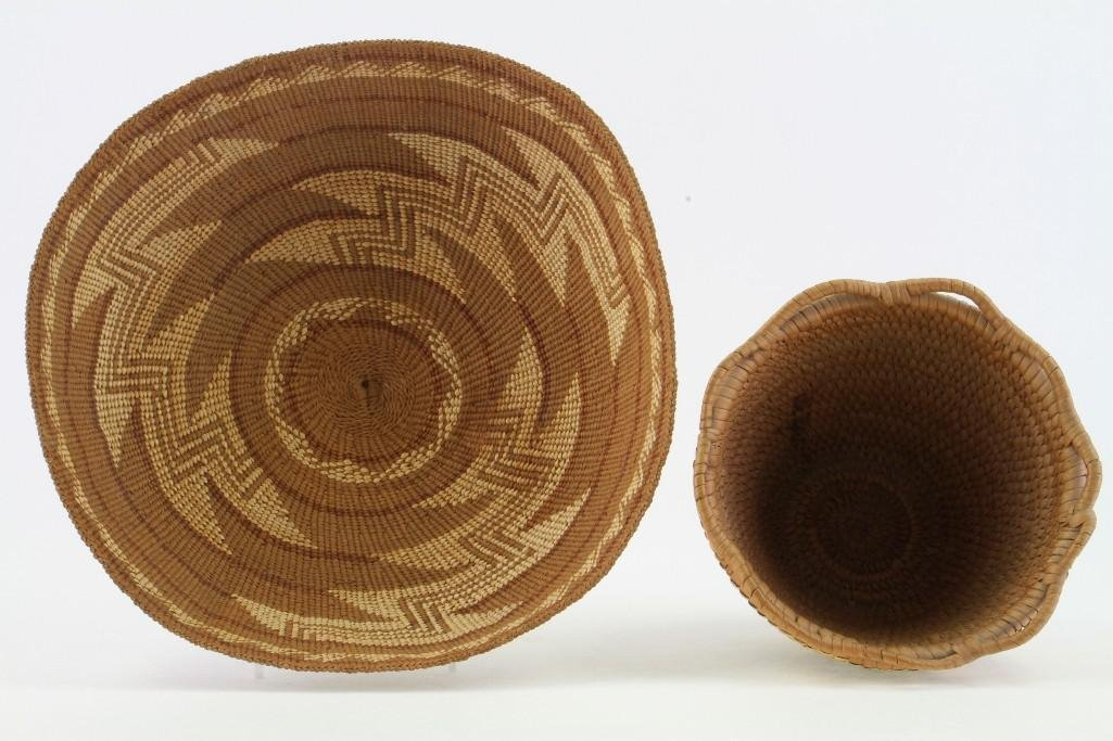Two Western baskets - 5