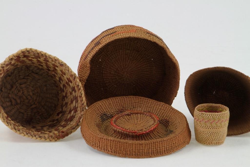 Six Northwest baskets - 3