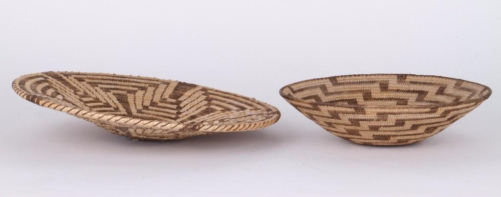 Two Pima trays - 2