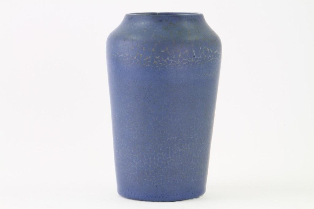 HAMPSHIRE POTTERY VASE - 3