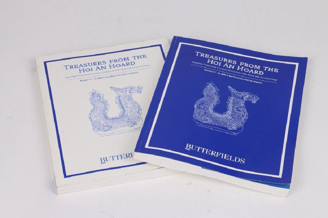 TREASURES FROM THE HOI AN HOARD, 2VOL SOFTCOVER