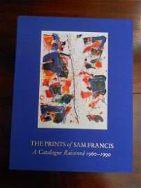 The Prints of Sam Francis - A Catalogu Raisonne